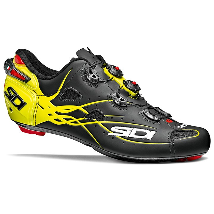 SIDI racefietsschoenen Shot raceschoenen, voor heren, Maat 41, Racefiets schoene