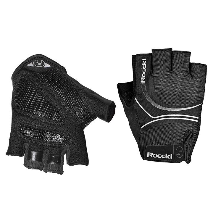ROECKL Irimada, zwart handschoenen, voor heren, Maat 7,5, Fietshandschoenen, Wie