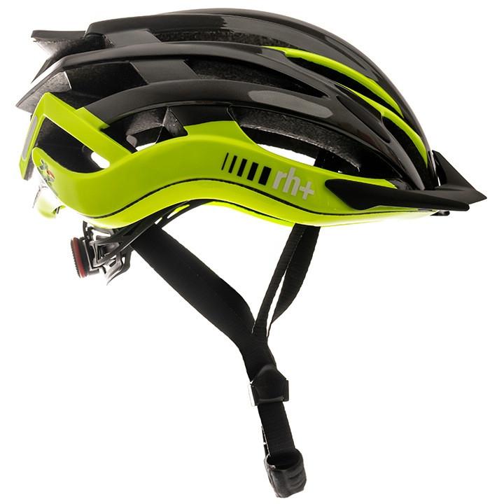 rh+ RaceZ 2in1 2020 fietshelm, Unisex (dames / heren), Maat M, Fietshelm, Fietsa