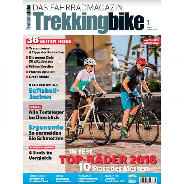 Delius Klasing Magazin TREKKINGBIKE Dezember-Januar 2018 jetztbilligerkaufen