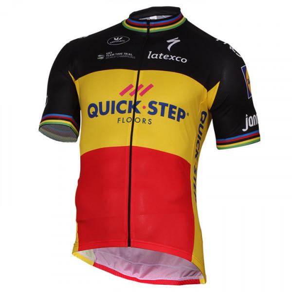 QUICK - STEP FLOORS Belgischer Meister 2018