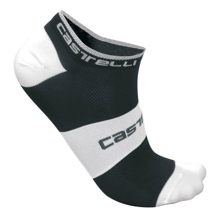 CASTELLI korte sokken Lowboy enkelsokken, voor heren, Maat L-XL, Fietskledij