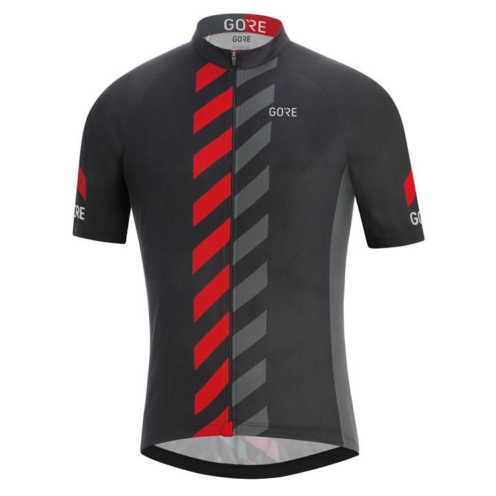 GORE Shirt met korte mouwen Vertical fietsshirt met korte mouwen, voor heren,