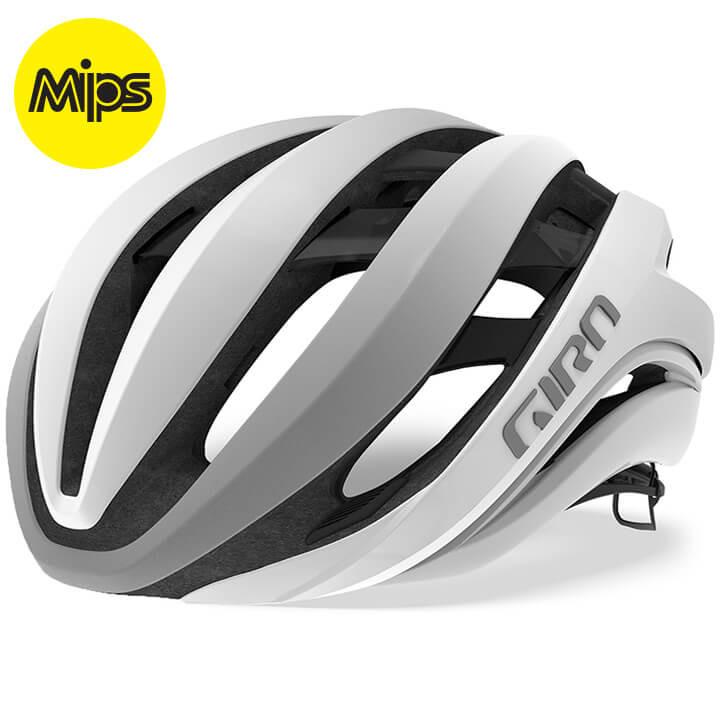 GIRO RaceAether Mips 2019 fietshelm, Unisex (dames / heren), Maat M, Fietshelm,