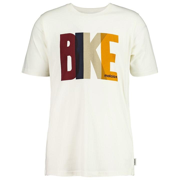 MALOJA T-shirt PraluongM. t-shirt, voor heren, Maat S, MTB shirt, Mountainbike k