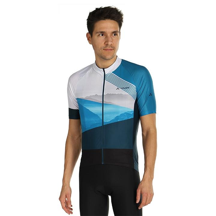VAUDE Shirt met korte mouwen Majura II fietsshirt met korte mouwen, voor heren,