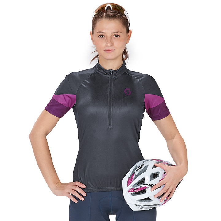 SCOTT damesshirt Endurance 30 damesfietsshirt, Maat S, Fietsshirt,