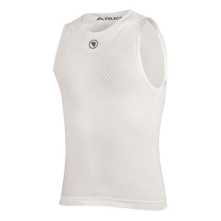 ENDURA fietszonder mouwen Fischnetz onderhemd, voor heren, Maat S-M, Onderhemd,