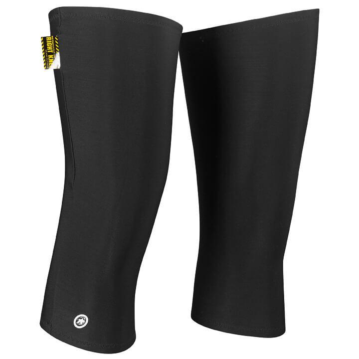 ASSOS Kniestukken KneeWarmers blackSeries kniestukken, voor heren, Maat XL, Knie
