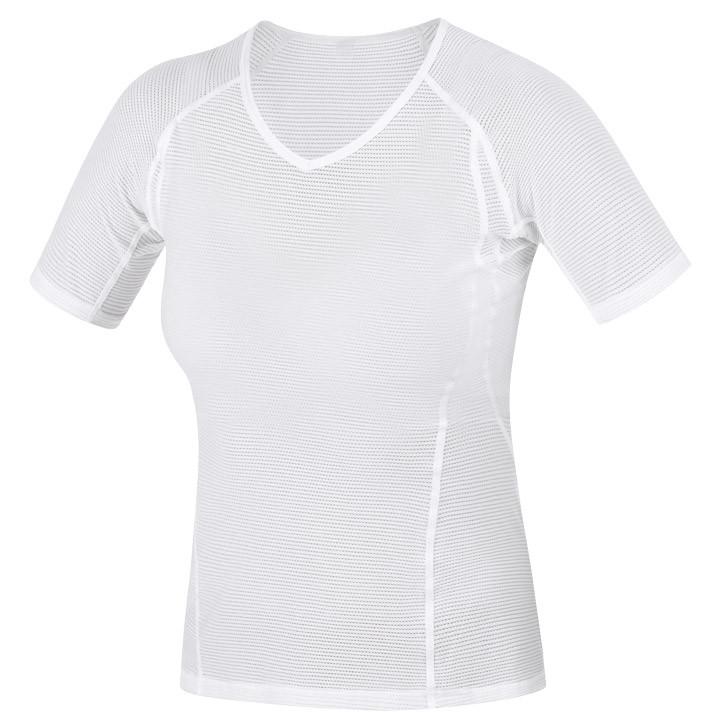 GORE damesonderhemd, wit dames onderhemd, Maat 40, Onderhemd, Wielrenkleding