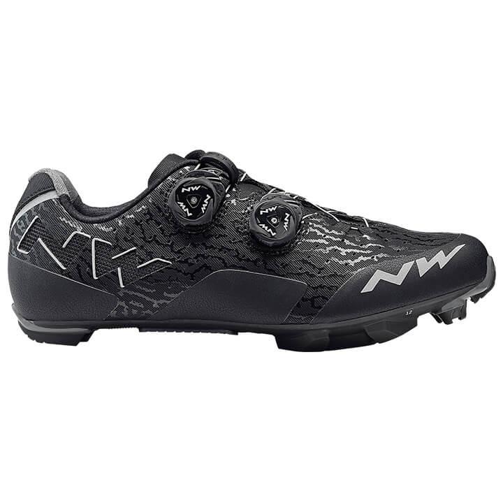 NORTHWAVE Rebel 2018 MTB-schoenen, voor heren, Maat 44, Mountainbike schoenen,