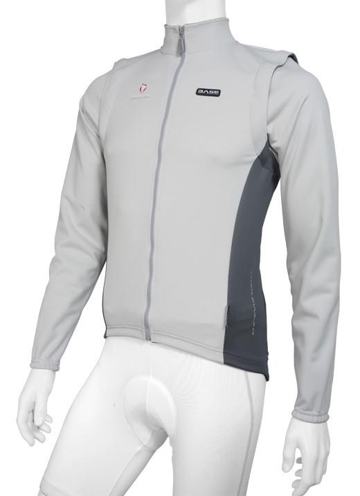 Nalini Basic windjack fietsjack, voor heren, Maat 2XL, Fietsjas, Fietskleding