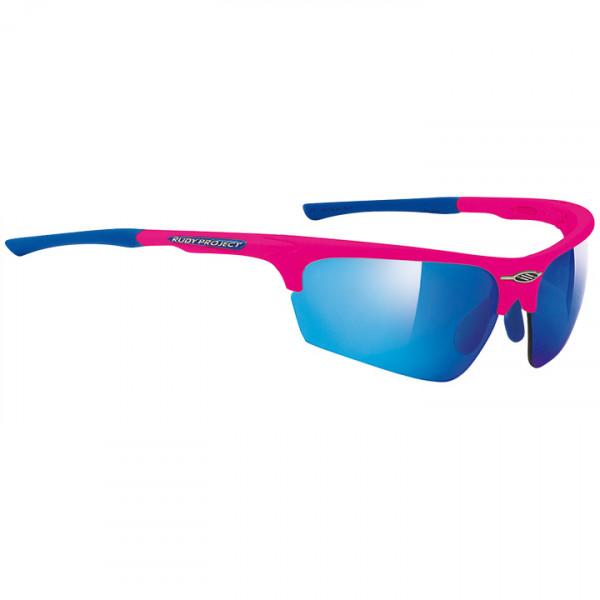 Noyz pink fluo/multilaser blue