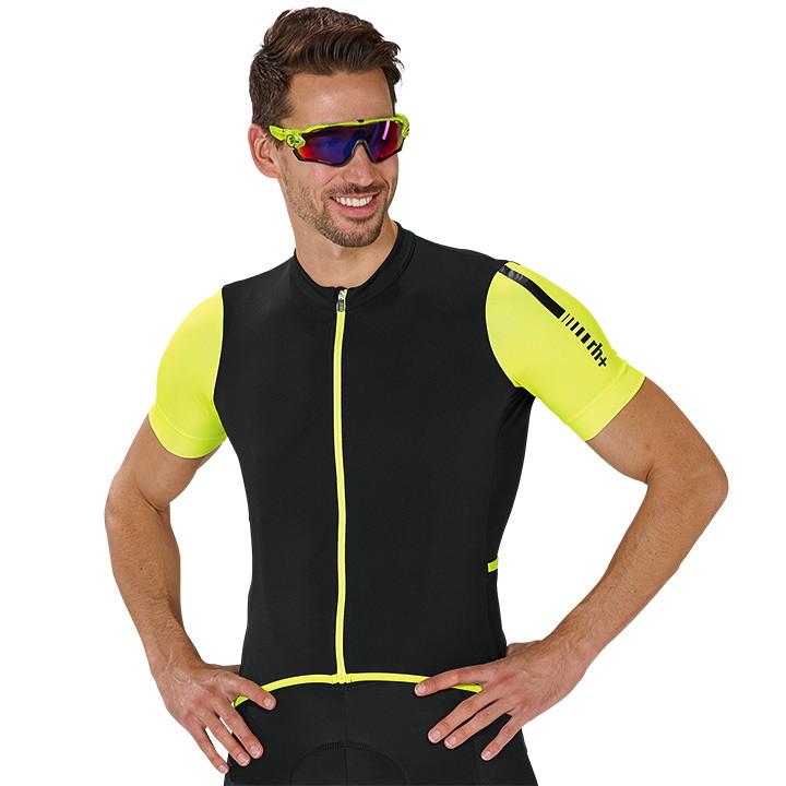 rh+ shirt met korte mouwen Hero fietsshirt met korte mouwen, voor heren, Maat L,