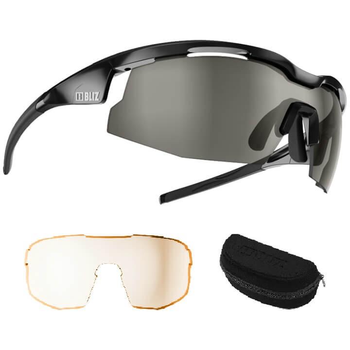 Bliz Brillenset Sprint bril, Unisex (dames / heren), Sportbril, Fietsaccessoires