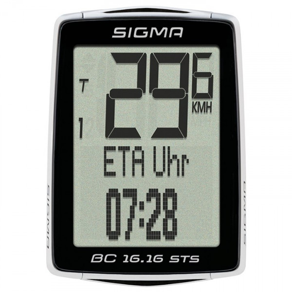 SIGMA Radcomputer BC 23.16 STS