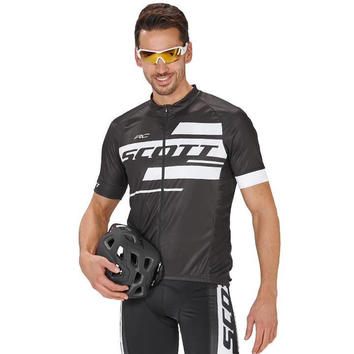 SCOTT shirt met korte mouwen RC Team 10 fietsshirt met korte mouwen, voor heren,