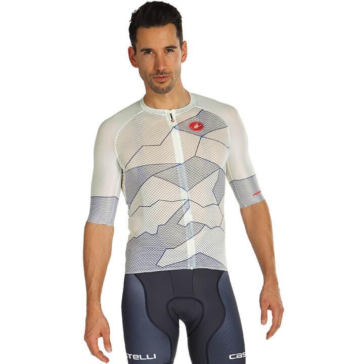 CASTELLI Shirt met korte mouwen Climber?s 3.0 fietsshirt met korte mouwen, voor
