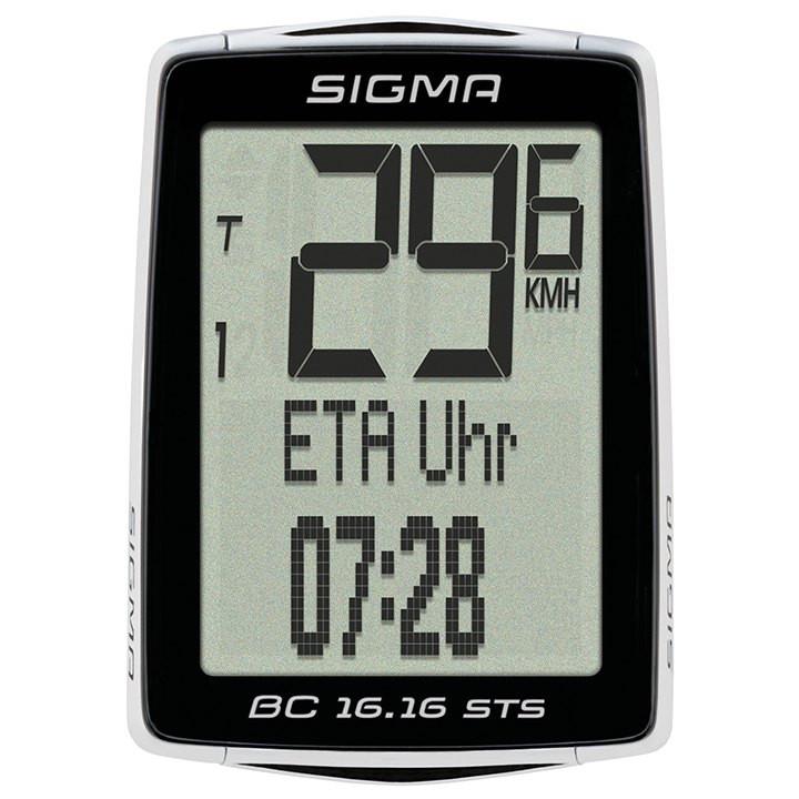 Ciclocomputador SIGMA BC 23.16 STS
