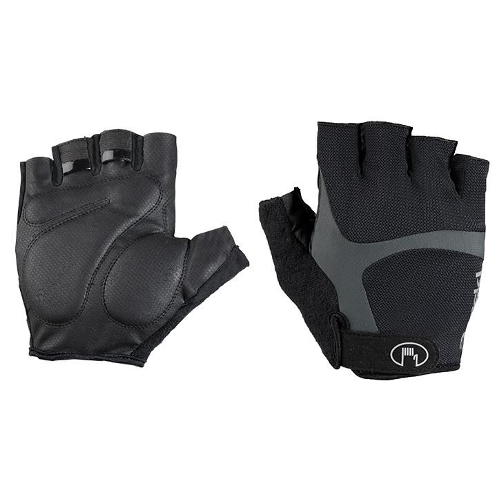 ROECKL Badi zwart handschoenen, voor heren, Maat 11, Fiets handschoenen,