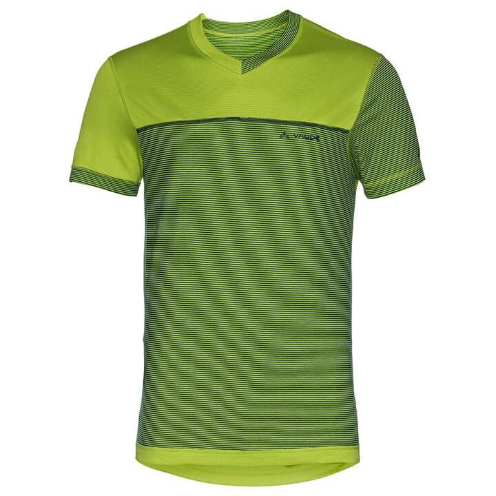 VAUDE dames Moab III bikeshirt, voor heren, Maat XL, Wielershirt,
