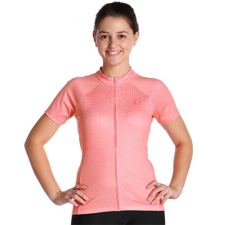 PEARL IZUMI Damesshirt Select Escape Graphic damesfietsshirt, Maat M, Wielershir