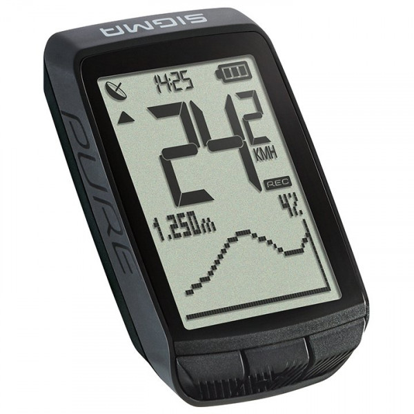 SIGMA Radcomputer Pure GPS