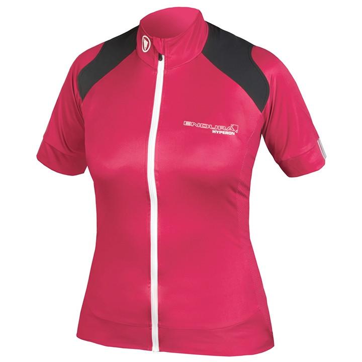 ENDURA damesshirt Hyperon damesfietsshirt, Maat M, Wielershirt, Fietskleding