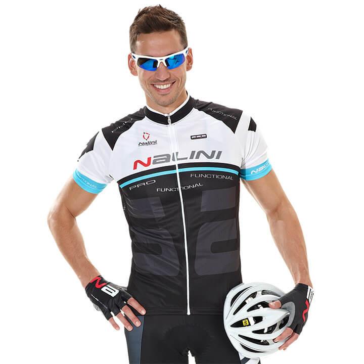 NALINI PRO Bao fietsshirt met korte mouwen, voor heren, Maat S, Wielrenshirt, Fi