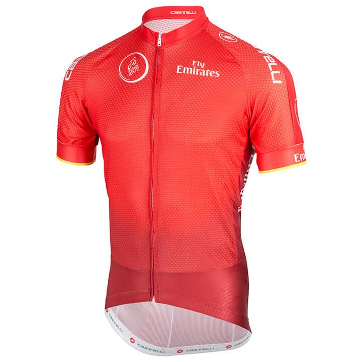Dubai Tour 2018 fietsshirt met korte mouwen fietsshirt met korte mouwen, voor he