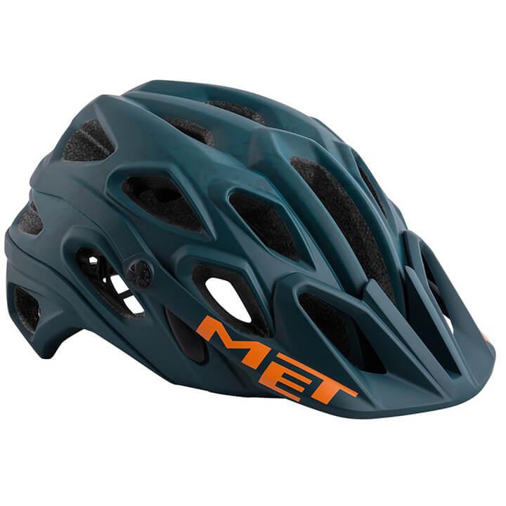 MET MTB-helm Lupo 2019 MTB-Helm, Unisex (dames / heren), Maat M, Fietshelm, Fiet