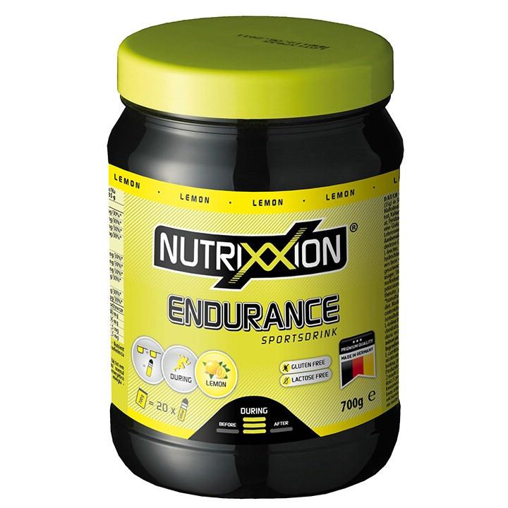 NUTRIXXION Endurance Lemon 700g Dose Drink, Ene...