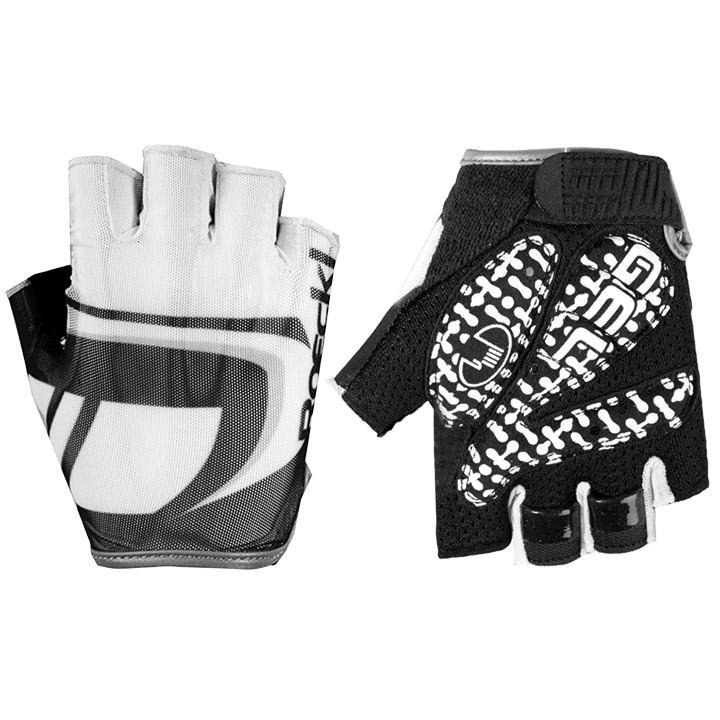 ROECKL Isawa,wit-zwart handschoenen, voor heren, Maat 7, Fietshandschoenen, Wiel