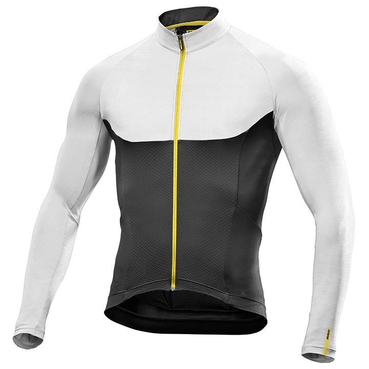 MAVIC Shirt met lange mouwen Ksyrium Pro fietsshirt met lange mouwen, voor