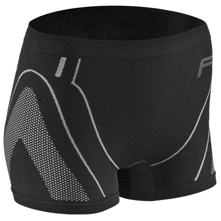 F-LITE damespanty zonder zeem Megalight 140, zwart panty's, Maat S, Fietskleding