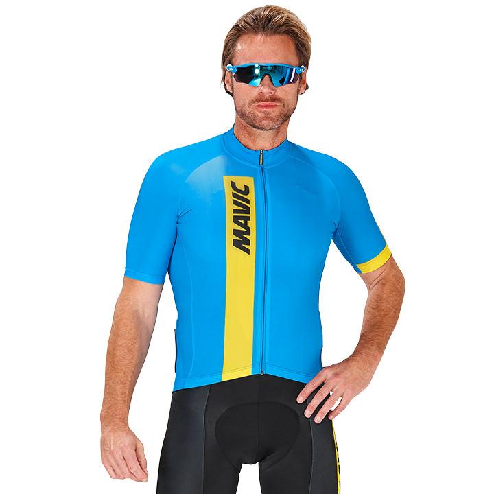 MAVIC shirt met korte mouwen Cosmic fietsshirt met korte mouwen, voor heren,