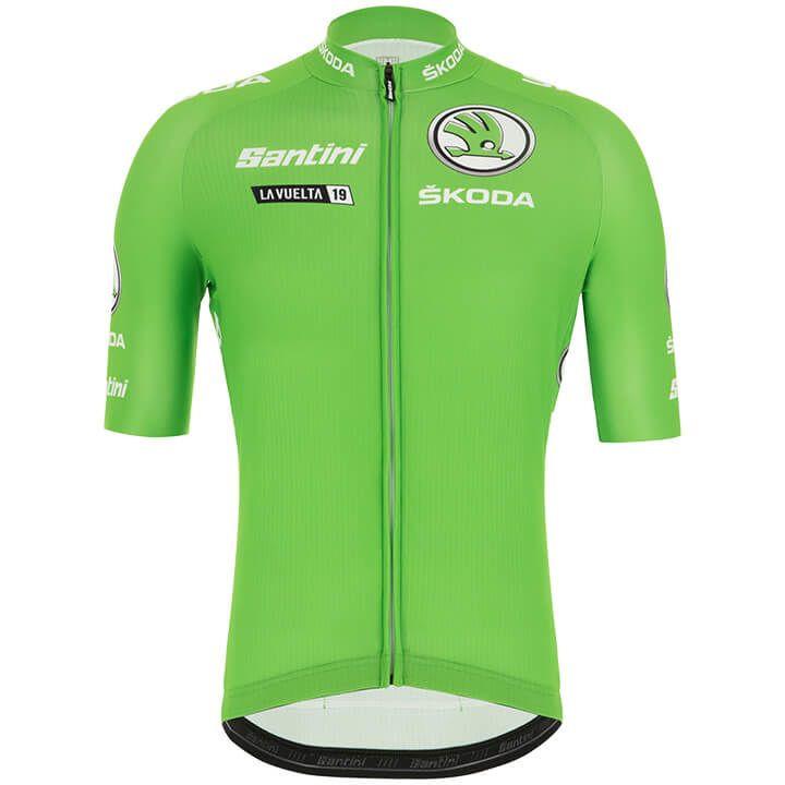 La Vuelta 2019 fietsshirt met korte mouwen fietsshirt met korte mouwen, voor her