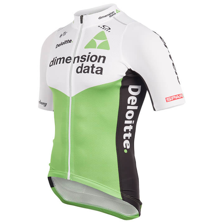 TEAM DIMENSION DATA Race 2018 Short Sleeve Jersey Short Sleeve Jersey d81959876