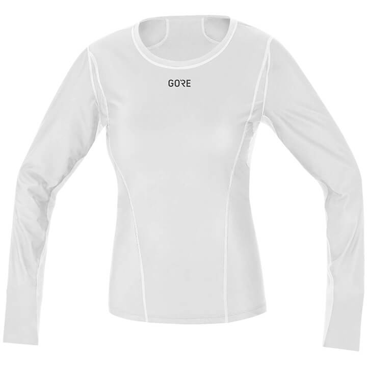 GORE damesmet lange mouwen M Gore Windstopper onderhemd, Maat 40, Onderhemd, Wie