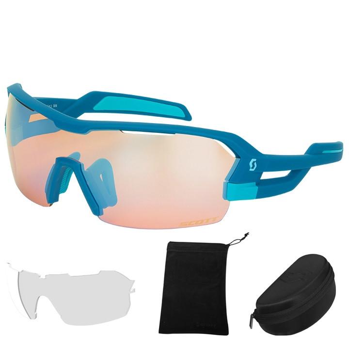 SCOTT brillenset Spur 2017 bril, Unisex (dames / heren), Sportbril,