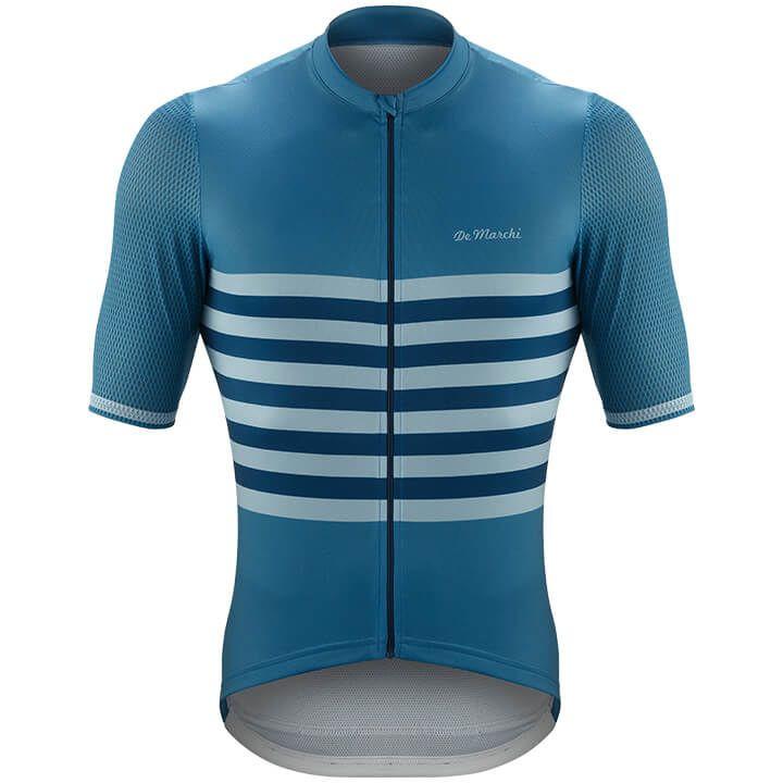 DE MARCHI Shirt met korte mouwen Veloce fietsshirt met korte mouwen, voor heren,