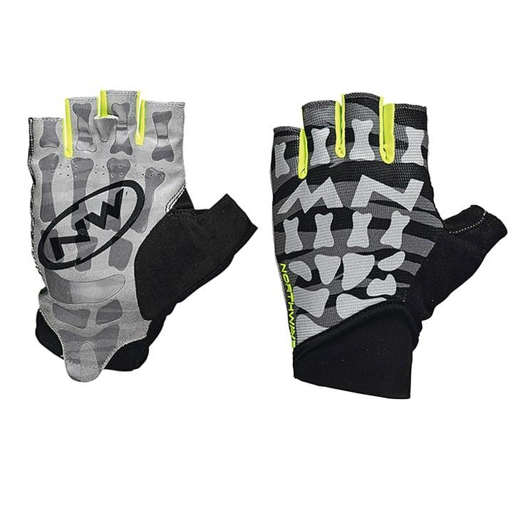 NORTHWAVE Handschoenen Skeleton Original handschoenen, voor heren, Maat L, Fiets