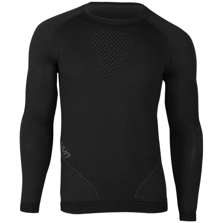 UYN fietsmet lange mouwen Fusyon onderhemd, voor heren, Maat L-XL, Onderhemd, Fi