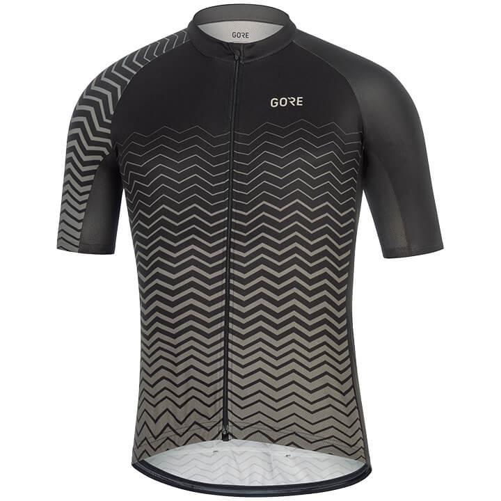 GORE Shirt met korte mouwen C3 fietsshirt met korte mouwen, voor heren, Maat S,