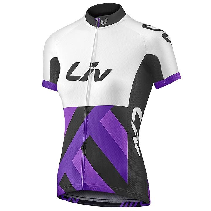 LIV damesshirt Race Day damesfietsshirt, Maat S, Fietsshirt,