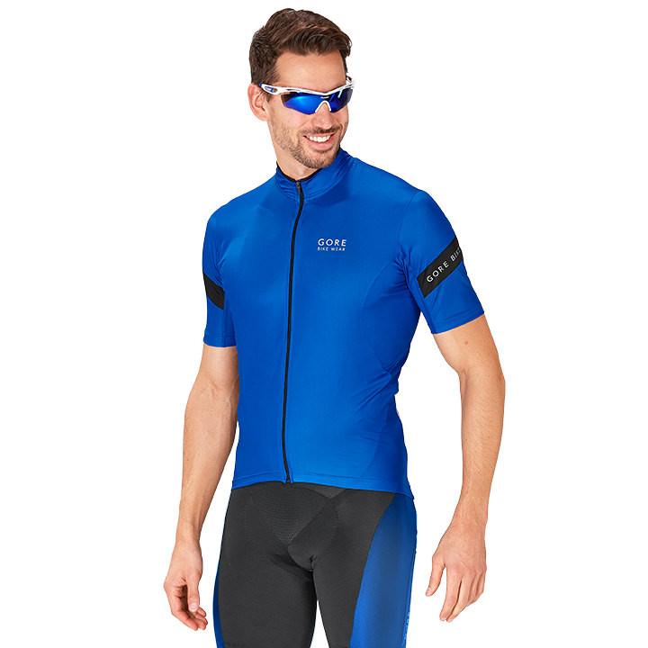 GORE shirt met korte mouwen Power 3.0 fietsshirt met korte mouwen, voor heren,