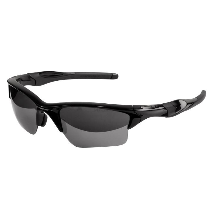 OAKLEY zonnebril Half Jacket 2.0 2018 polished black sportbril, Unisex (dames /