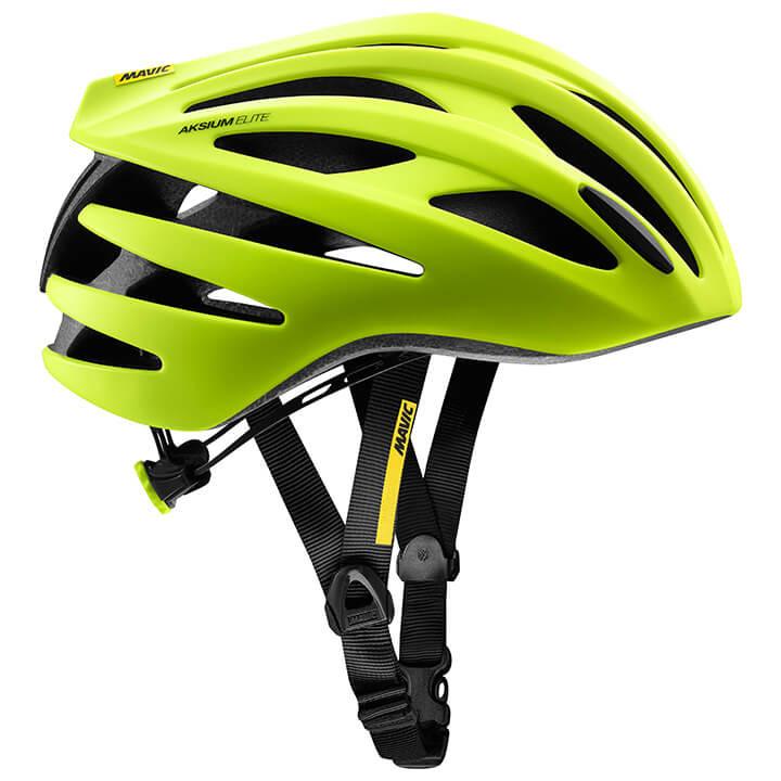 MAVIC RaceAksium Elite fietshelm, Unisex (dames / heren), Maat L, Fietshelm, Fie