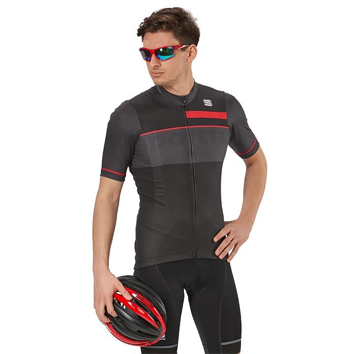 SPORTFUL Shirt met korte mouwen Squadra Corse fietsshirt met korte mouwen, voor