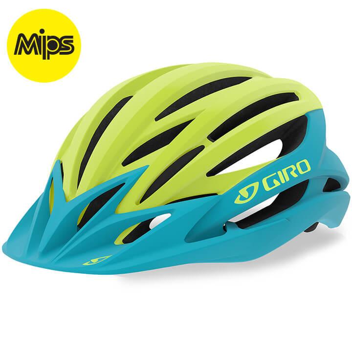 GIRO MTB-helm Artex Mips 2019 MTB-Helm, Unisex (dames / heren), Maat L, Fietshel